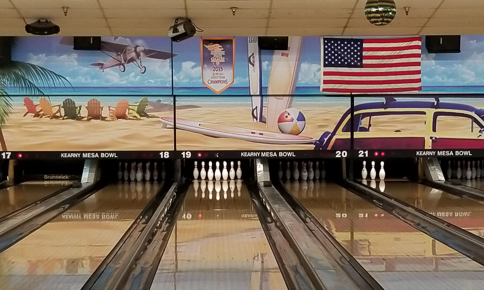 Maggie's Bowling Blog